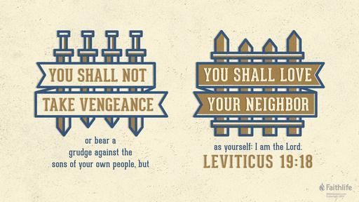 Leviticus 19 18 Hebrew Leviticus 19 9 18