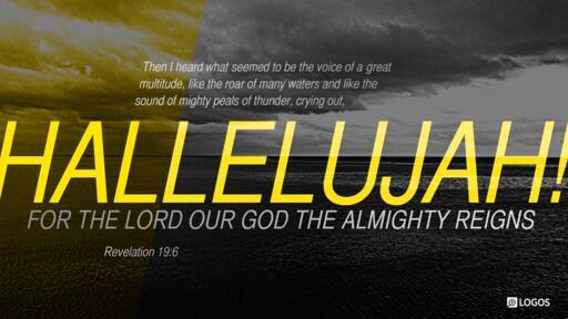 Revelations 21 1 8 Revelation 19 1 21