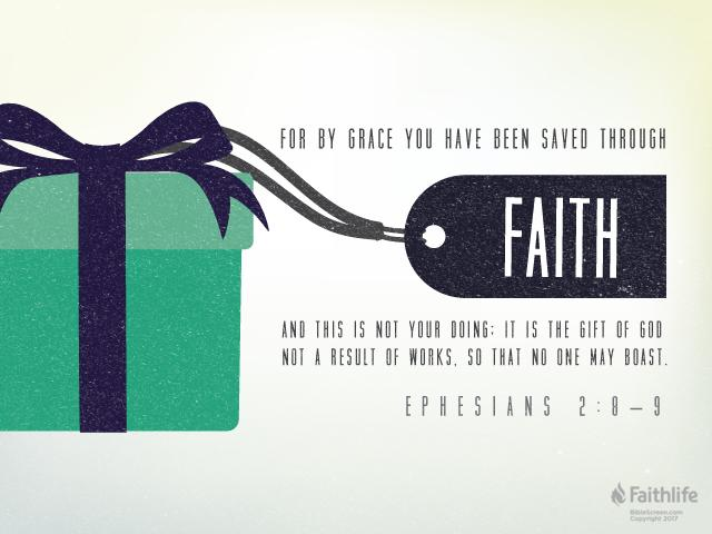 Ephesians 2:8–9 ASV 1901 - for by grace have… | Biblia