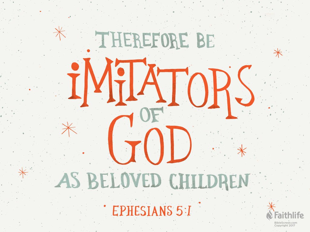 Verse of the day ephesians 51