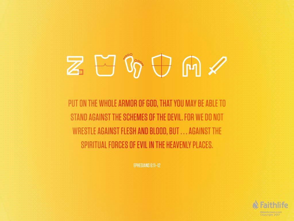 Image result for ephesians 6: 11