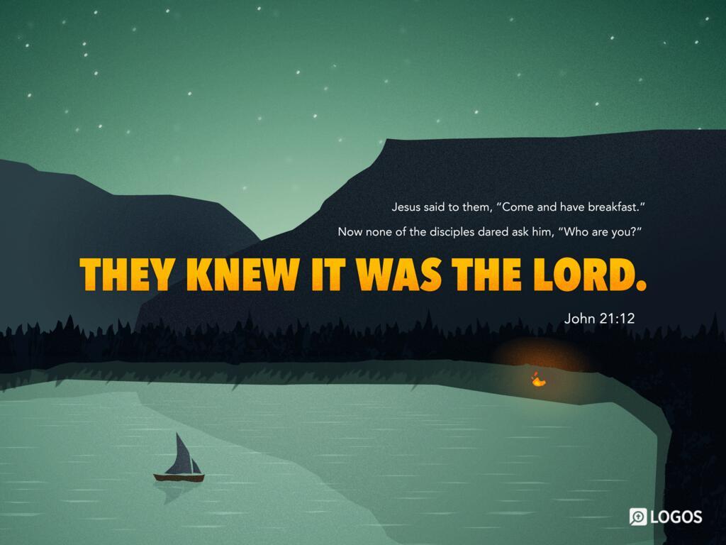 Image result for John 21:1-14;