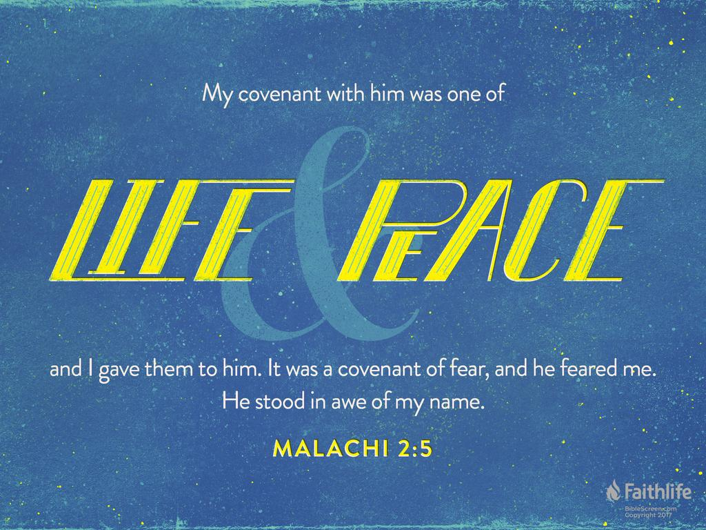 Malachi ESV - The oracle of the word of the… | Biblia