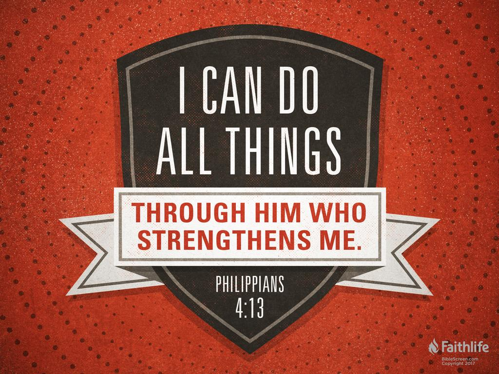 Verse Of The Day Philippians 413