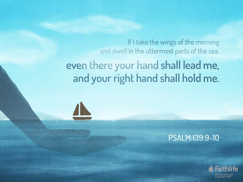 Image result for psalm 139 where can i go