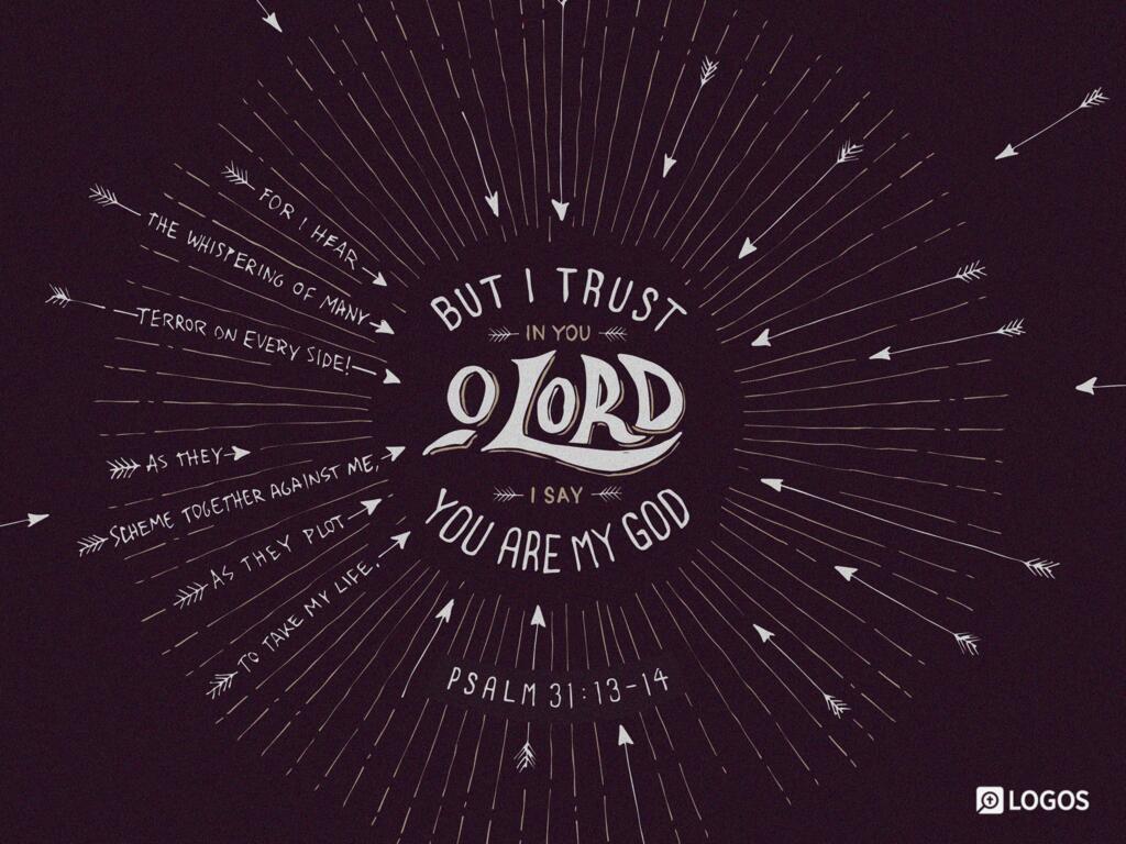 Psalm 31:15.