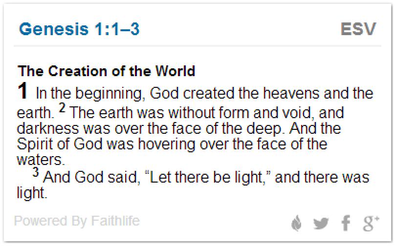 Plugins - Biblia com