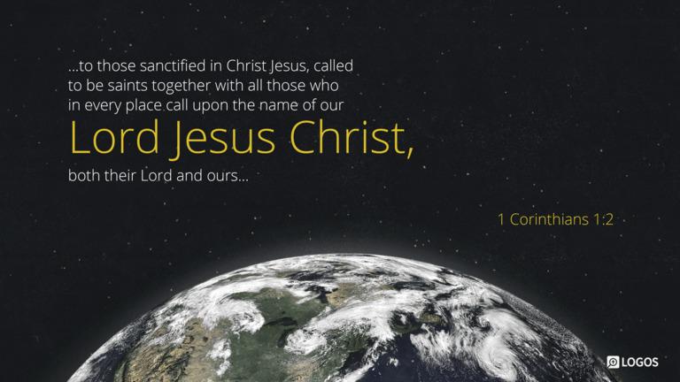 1 Corinthians 15:19-20