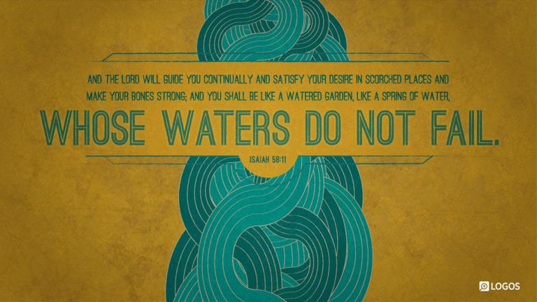 Isaiah 40:3-4