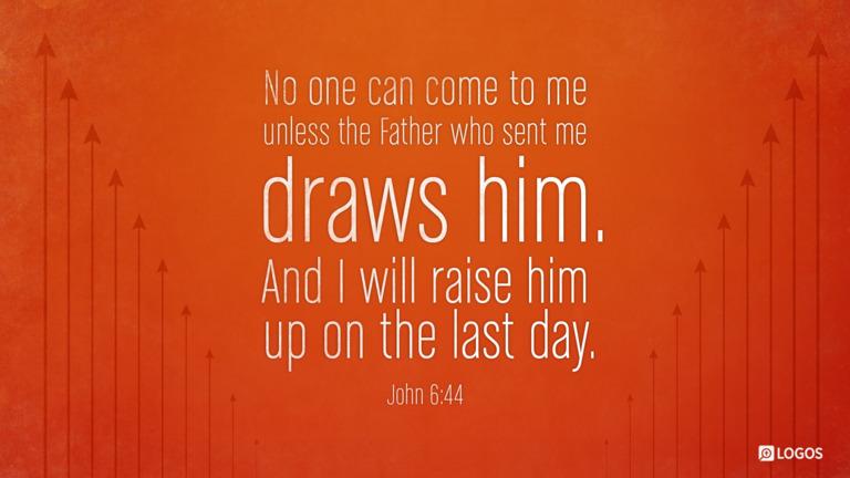 John 6:44