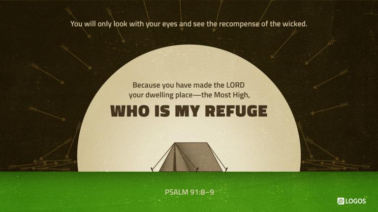 Psalm 91:8-9
