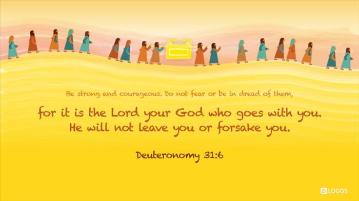 Deuteronomy 316