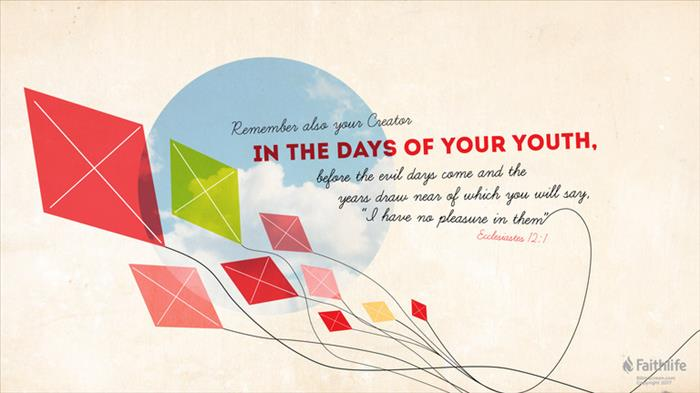 Ecclesiastes 12:1–14 (ESV) - Ecclesiastes 12:1–14 ESV