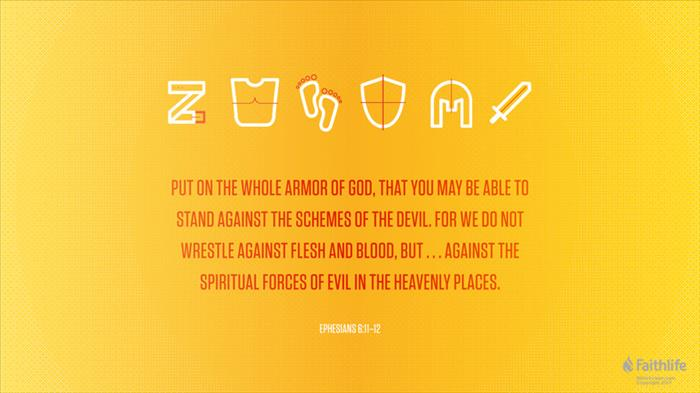 Ephesians 6:12 ESV - For we do not wrestle… | Biblia