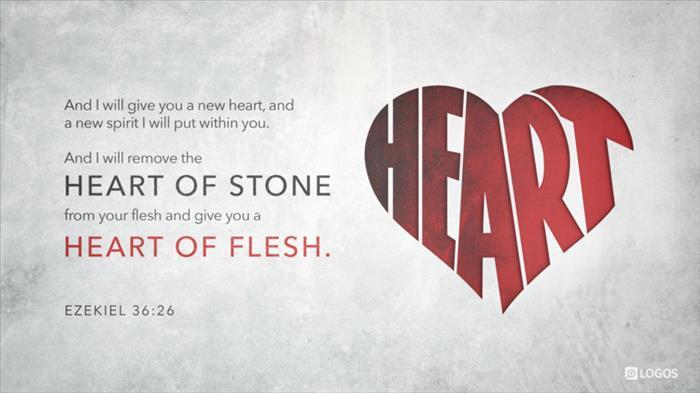 Ezekiel 36 26