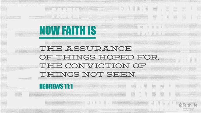 Hebrews 11:1–40 ESV - Now faith is the… | Biblia