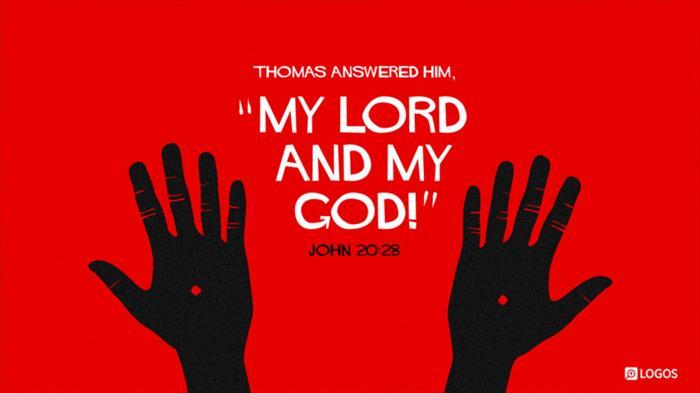 John 20 24 29