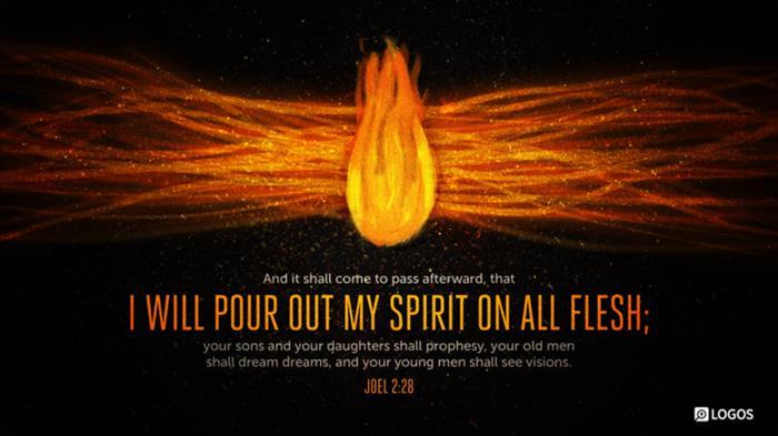 "Joel 2:28–32 (NKJV) - Joel 2:28–32 NKJV - ""And it shall come to… | Biblia"