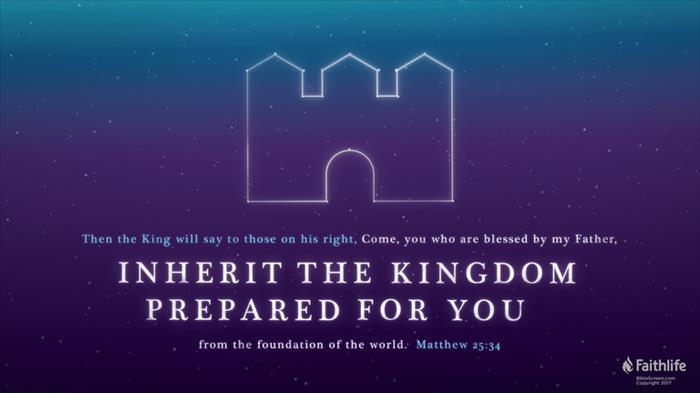 Matthew 25:31–46 (KJV 1900) - Matthew 25:31–46 KJV 1900