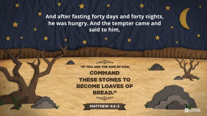 Matthew 4:1–11 (ESV) - Matthew 4:1–11 ESV - Then Jesus was