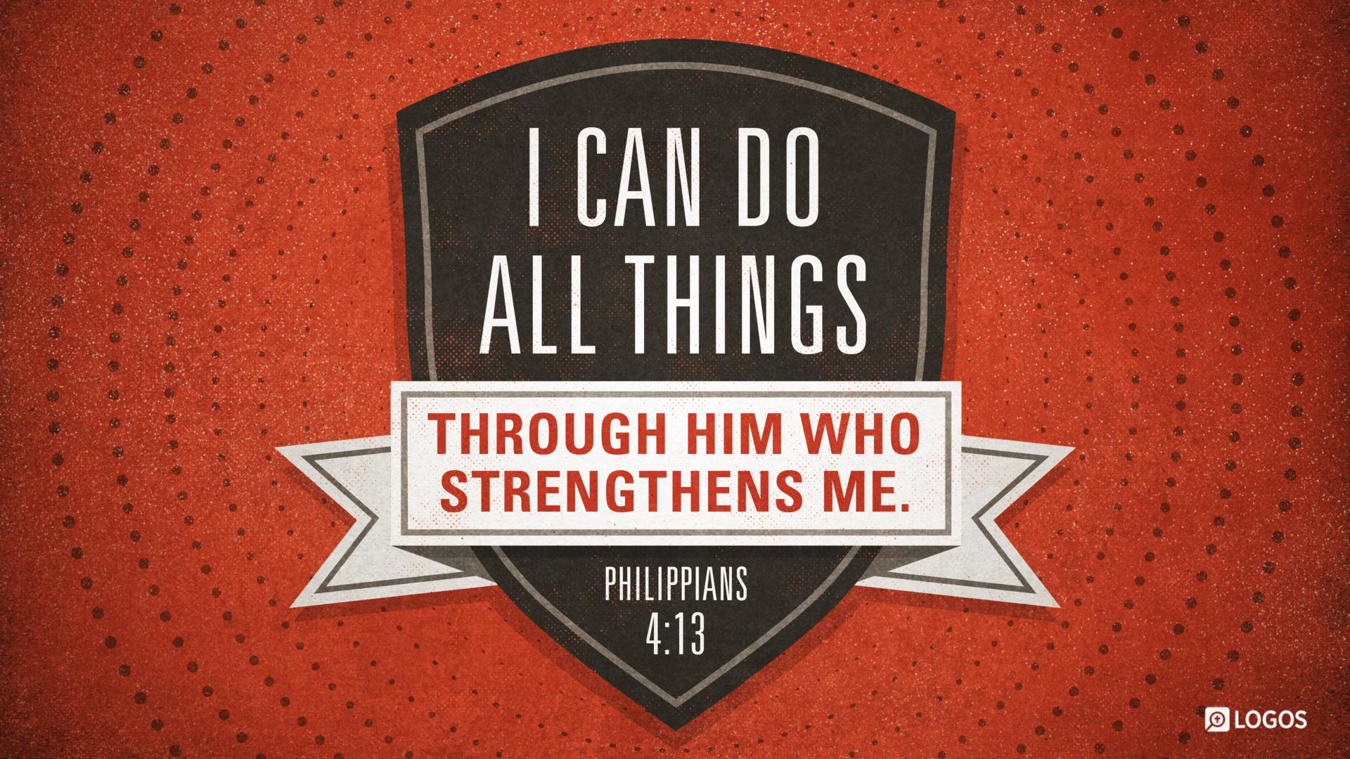 Philippians 413 ESV