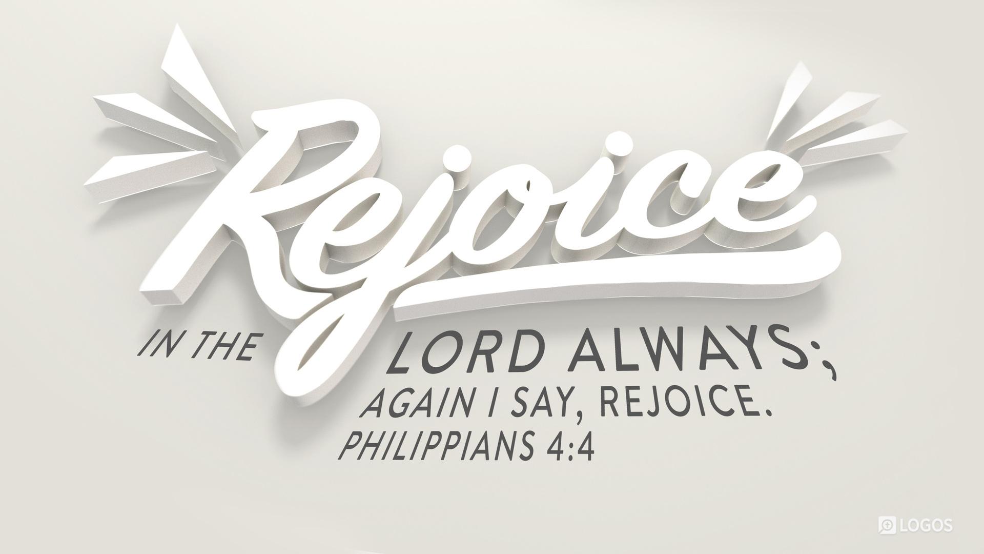 Phil 4:4