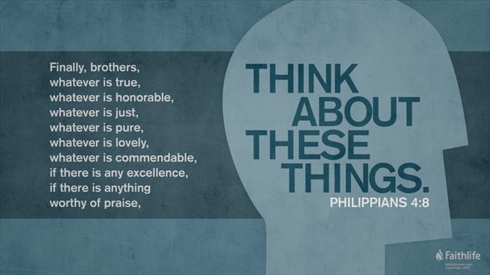 Study guide for philippians