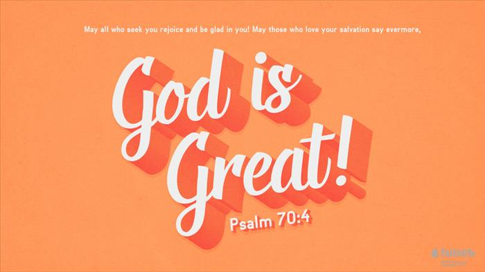 Psalm 70:1–5 ESV - Make haste, O God, to… | Biblia