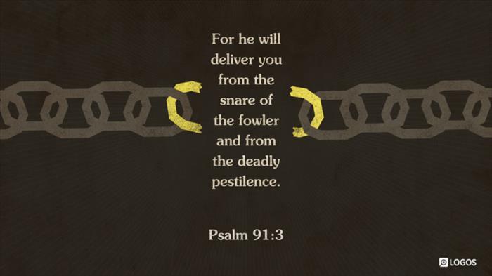 Psalm 91:1–16 (KJV 1900) - Psalm 91:1–16 KJV 1900 - He that